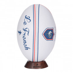 Ruckfiel White Rugby Ball S5