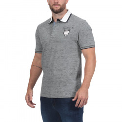 Ruckfield Heather Grey Polo
