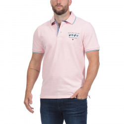 "Ruckfield ""We Are Rugby"" Pink Jersey Polo Shirt"