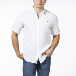 Ruckfield Short Sleeves Linen Shirt Essential