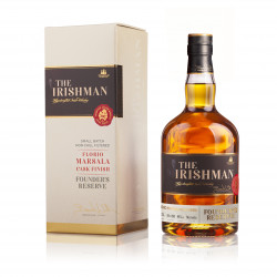 The Irishman Marsala Cask Finish 70cl 46°