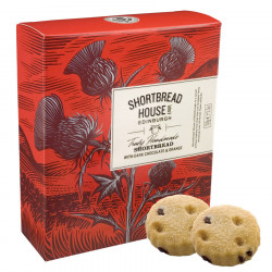 Shortbread House Chocolate & Orange Shortbreads 150g