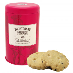 Shortbreads Chocolat Noir Shortbread House 140g