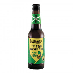 Belhaven Twisted Pineapple – Fruit IPA 33cl 5.1°
