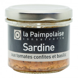 Sardines & Tomatoes Rillettes 80g