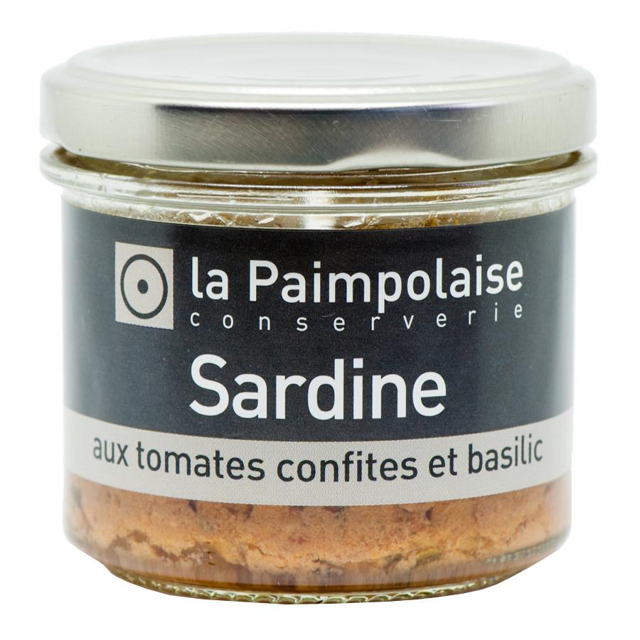 filets de sardines tomates la paimpolaise 80g. Black Bedroom Furniture Sets. Home Design Ideas