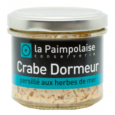 Dungeness Crab & Parsley Rillettes 80g