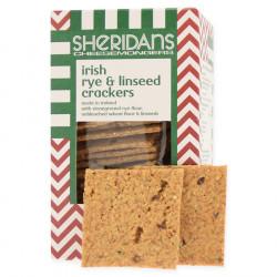 Crackers au Seigle et aux Graines de Lin 140g