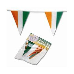 Bunting Irlande Triangles 7 mètres