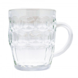 Beer Stein Glass 56cl