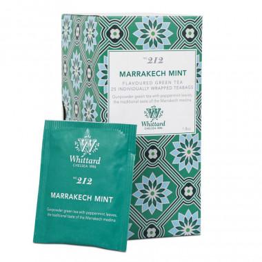 The 25' marrakech mint whittard