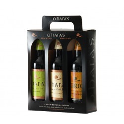 Coffret o'hara new 3x50cl 5.17