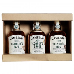Jameson Maker's Series Box 3x20cl 43°