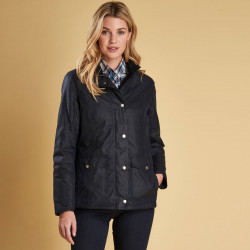 Barbour Sandsend Blue Jacket