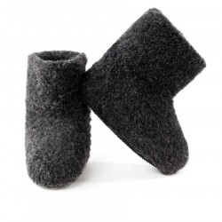 Alwero Anthracite Boots Slippers