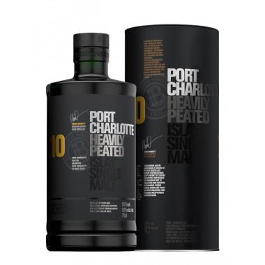 Port Charlotte 10 Ans 70cl 50°