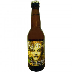 Nuit Blonde Organic Beer 33cl 5.5°