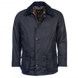 Veste Ashby Wax Marine Barbour
