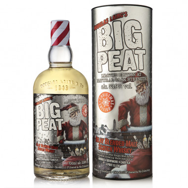 Big Peat Christmas Edition 2018 70cl 53.9°