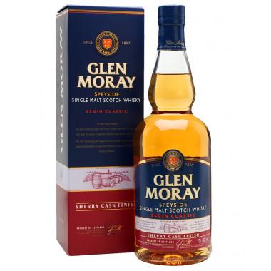 Glen moray sherry cask 70cl 40�
