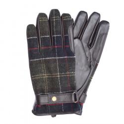Barbour Tartan Gloves Newbrough