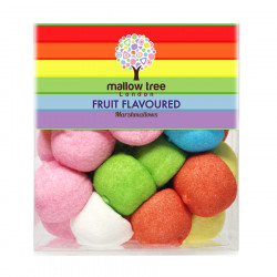 Assortiment Bonbons Arc-en-ciel Mallow Tree 220g