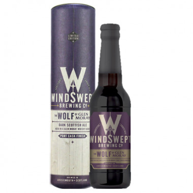Bière Wolf Glen Moray Port Cask 33cl 9°
