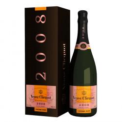 Veuve Clicquot Champagne Vintage Rosé 2008 75cl 12°