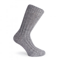 Chaussettes Courtes Taupe Donegal Socks