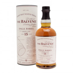 Balvenie 15 Years Old Single Barrel Sherry Cask 70cl 47.8°