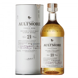Aultmore 21 ans 70cl 46°