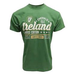 Mc Ireland Light Green Tee Shirt