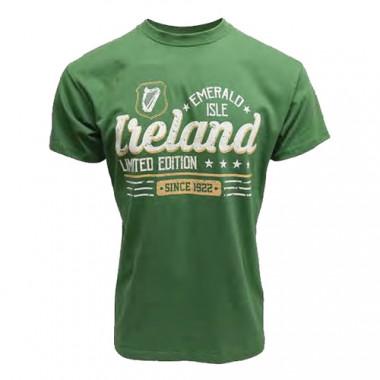 T-shirt Ireland Vert Clair 5be2d18e764