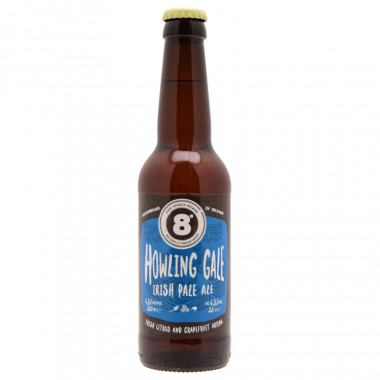Howling Gale IPA Eight Degrees 33cl 4.5°