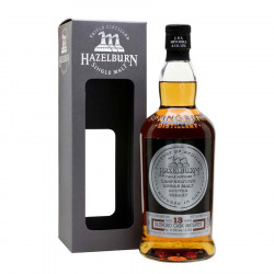 Hazelburn 13 ans Sherry Wood 70cl 47.1°
