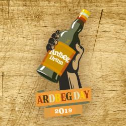 Ardbeg Drum 70cl - Limited Edition 2019