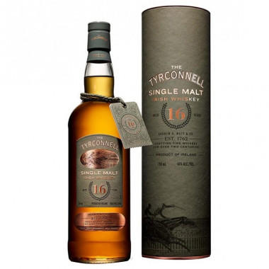 Tyrconnell 16 ans 70cl 46°