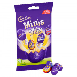 Assortiment Mini Œufs Cadbury 276g