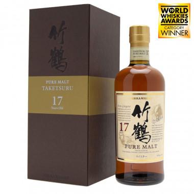 Nikka Taketsuru 17 Years Old 70cl 43°