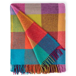Avoca Circus Lambswool Plaid
