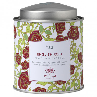 Thé Noir English Rose Whittard 100g