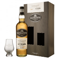 Glengoyne 12 Years Old With 1 Glass 70 cl 43°