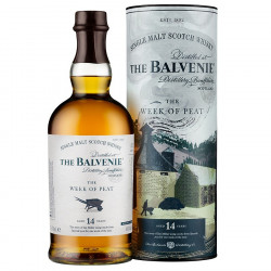 Balvenie 14 ans Week of Peat 70cl 48.3°