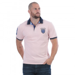 Ruckfield Piqué Cotton Pink We Are Rugby Polo