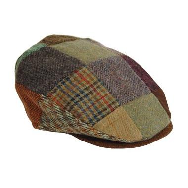Casquette Patchwork Hanna Hats