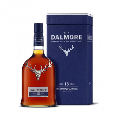 Dalmore 18 ans 70cl 43°