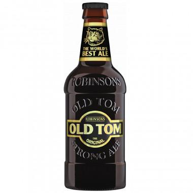 Old Tom Original Beer 33cl 8.5°