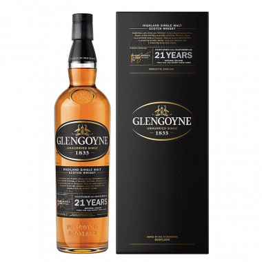 Glengoyne 21 ans 70cl 43°