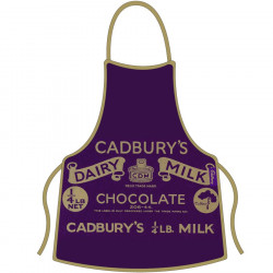 Cadbury's Dairy Milk Apron