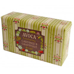 Exfoliating Gardener's Grapefruit Soap Avoca 195g
